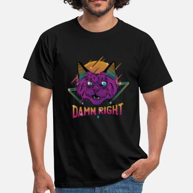 Cat Party Cat Party Party Time Party Monster - Men's T-Shirt