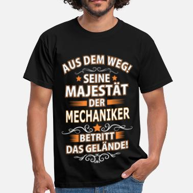 MECHANIKER (28) - Männer T-Shirt