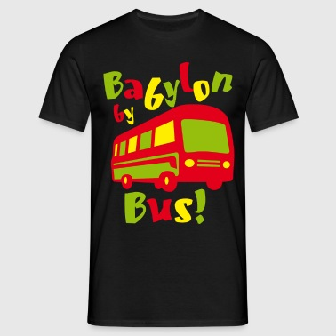 Babylon by bus - Männer T-Shirt