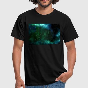 Mysterious / Technology - Men's T-Shirt