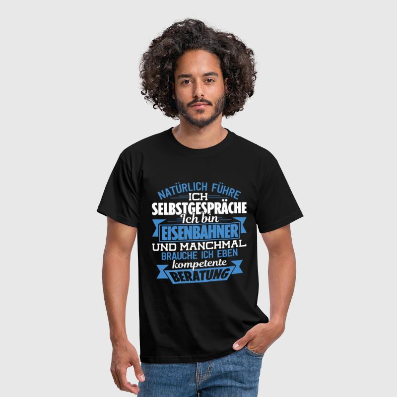 Eisenbahner kompetente beratung von teebeelee spreadshirt for Kompetente beratung