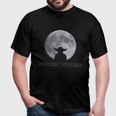 Moon - T-shirt Homme