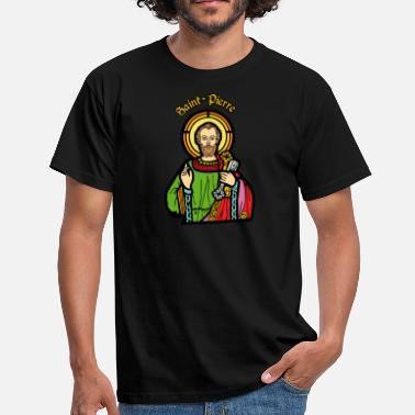 Vierge Marie St Pierre - T-shirt Homme