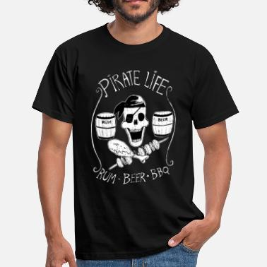 Piraterie Pirate piratelife - T-shirt Homme
