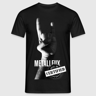 METALLEUX - T-shirt Homme