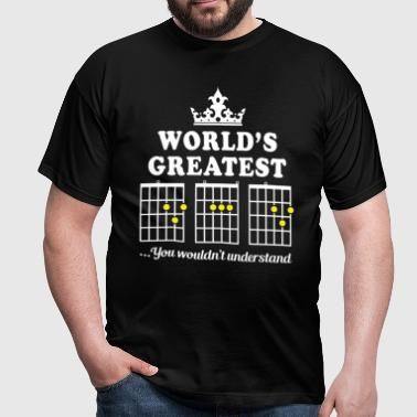 World's Greatest Dad You Wouldn't Understand - Men's T-Shirt