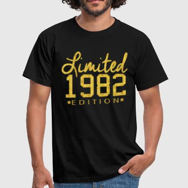 1982 Limited 1982 Edition - Men's T-Shirt