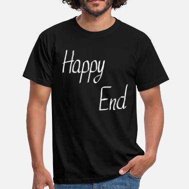 Happy Ending Happy End 1 - Men's T-Shirt