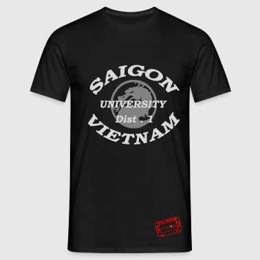 SAIGON UNIVERSITY - T-shirt Homme