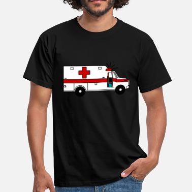 Ambulance ambulance - Men's T-Shirt