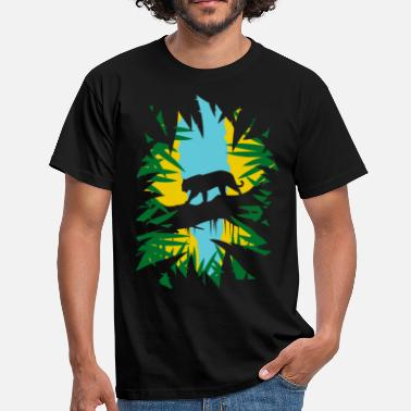 Collections Jungle - Herre-T-shirt