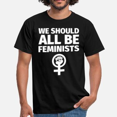 Shop Feminism Quotes T Shirts Online Spreadshirt