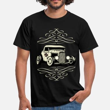 Used Cars US Old Car - Men's T-Shirt