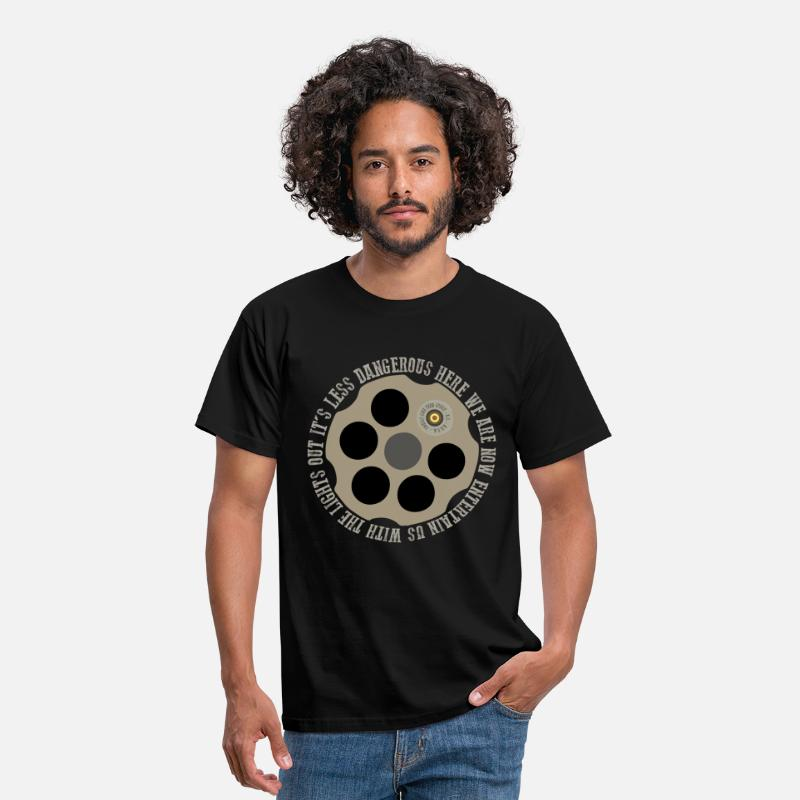 Grunge T-shirts - Smells Like Teen Spirit - T-shirt Homme noir