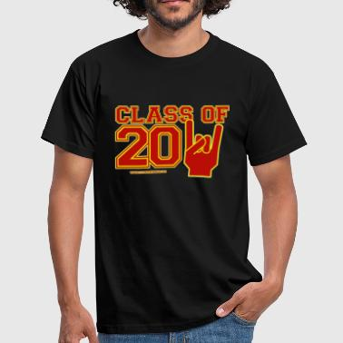 class of 2011 EU - Men's T-Shirt