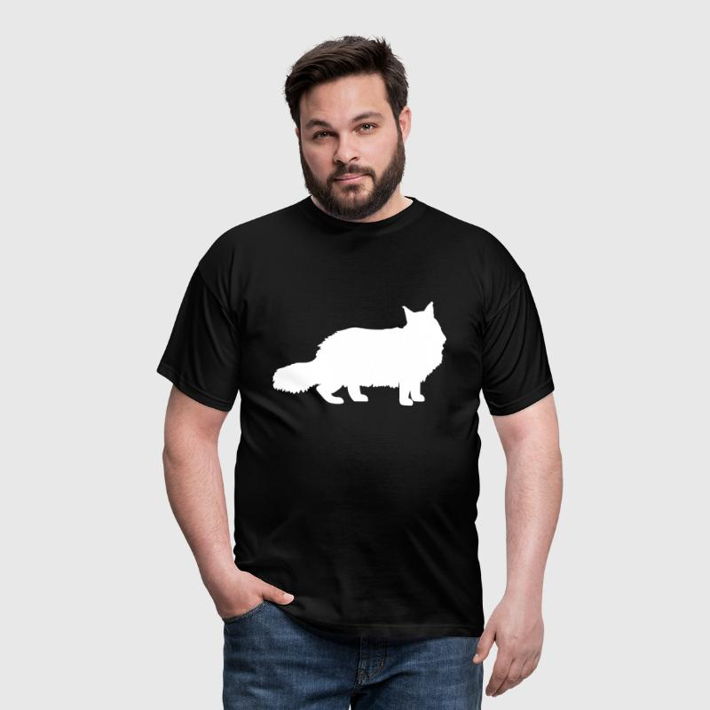 Maine Coon Cat - T-shirt Homme