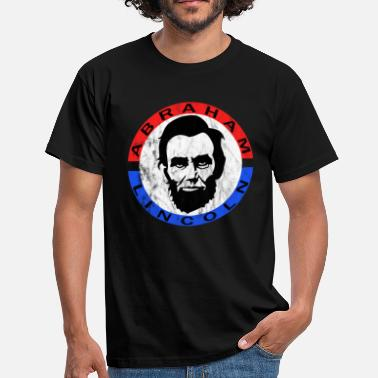 Lincoln Lincoln - Men's T-Shirt