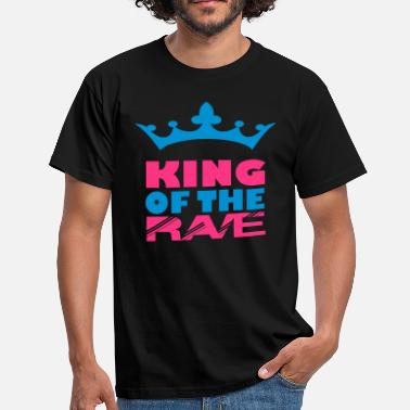 Rave Wear king of the rave - Men's T-Shirt
