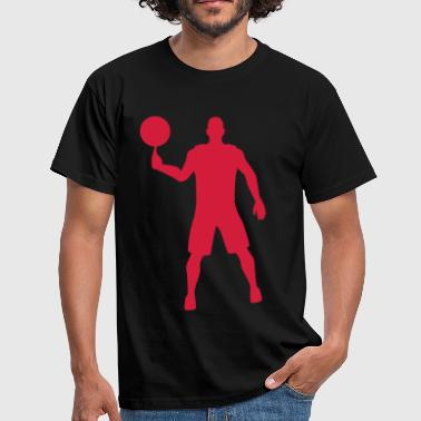 Basketball - Mannen T-shirt
