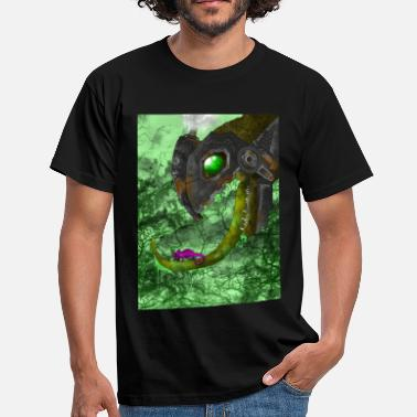 Steam Steam Chamelion - Männer T-Shirt