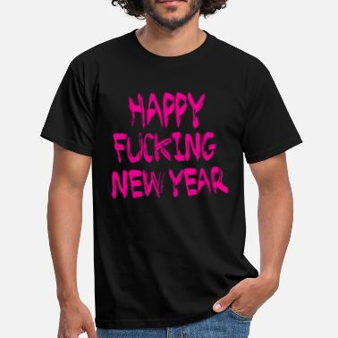 Eve New Year - Men's T-Shirt