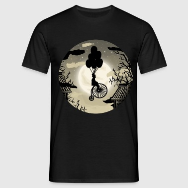 Steampunk dreamer - Men's T-Shirt