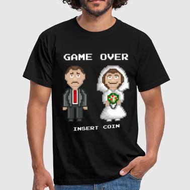 Do Marriage - Game Over - Men's T-Shirt