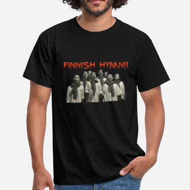 Sub Zero FINNISH HYMN - Men's T-Shirt