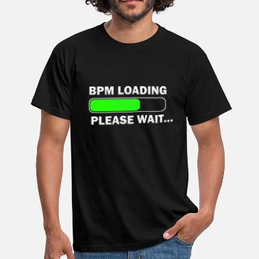 BPM Loading...Please Wait - Men's T-Shirt