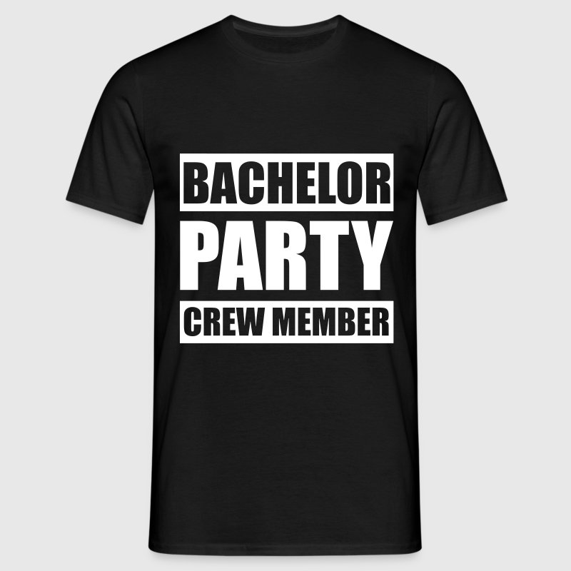 Bachelor Party Crew - Stag do - Men's T-Shirt