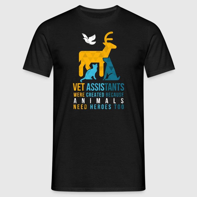 Vet Assistants Heroes Veterinary T Shirt By Ninjashadow Spreadshirt