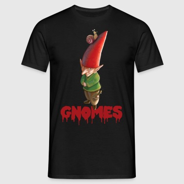 Bloody Gnome - T-shirt Homme