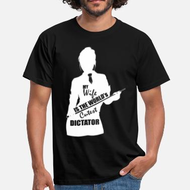 Dictator Couples dictator - Men's T-Shirt