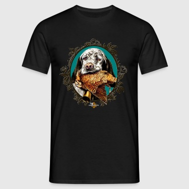 setter_and_woodcock - T-shirt Homme