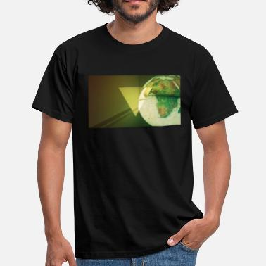 Biometric BIOMETRIC GLOBE - Men's T-Shirt