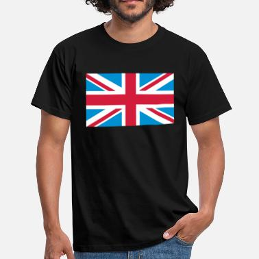 Union Jack Union Jack - T-skjorte for menn