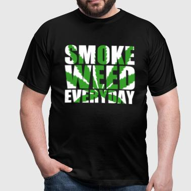 Smoke Weed Everyday ImpactShad - T-shirt Homme