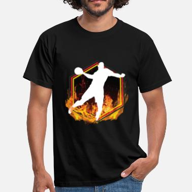 Support Team Handball World Cup Team 2019 Germany Fan TShirt - Men's T-Shirt