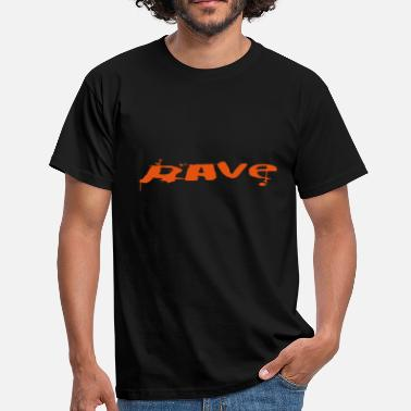 Techno 23 rave - T-shirt Homme