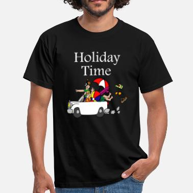 Holiday Holiday - Mannen T-shirt