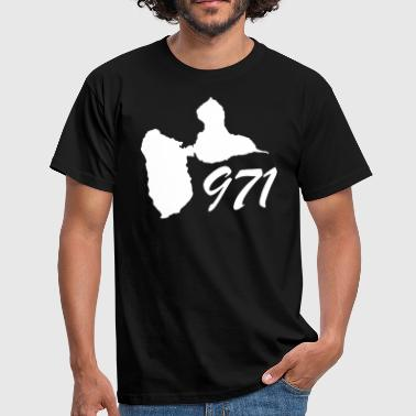 Guadeloupe Gwada - T-shirt Homme
