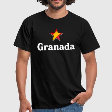 Granada (dark) - Men's T-Shirt
