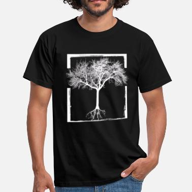 Mother Nature Mother Nature - White - Men's T-Shirt