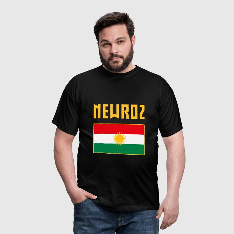 Newroz (Kurdistan) - Men's T-Shirt