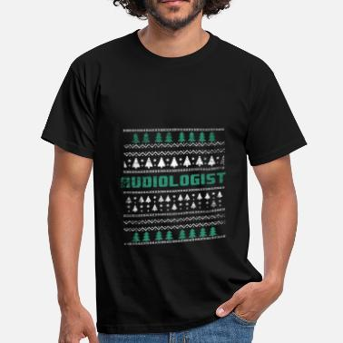 Audience Audiologiste cadeau d'audience de Noël - T-shirt Homme