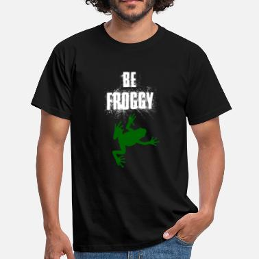 Froggy Be Froggy Frog Froggy Gift Idea - Men's T-Shirt