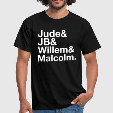 Jude A Little Life Book - Men's T-Shirt