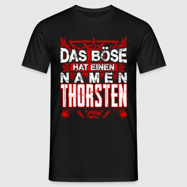 THORSTEN - Name  - Männer T-Shirt
