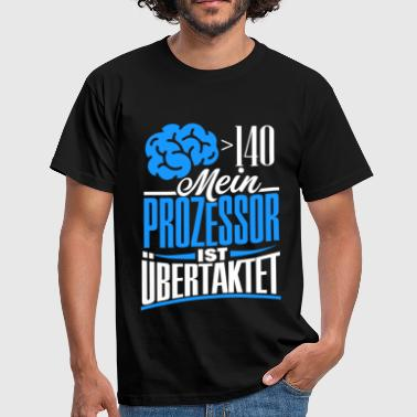 Iq IQ> 140 - Men's T-Shirt