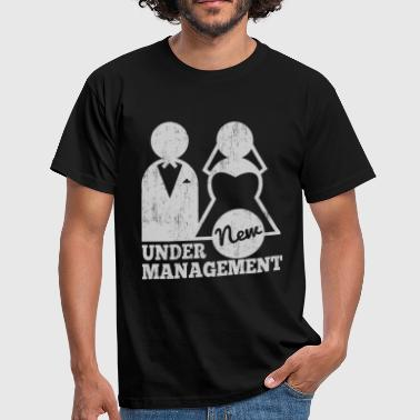 under new management - Männer T-Shirt